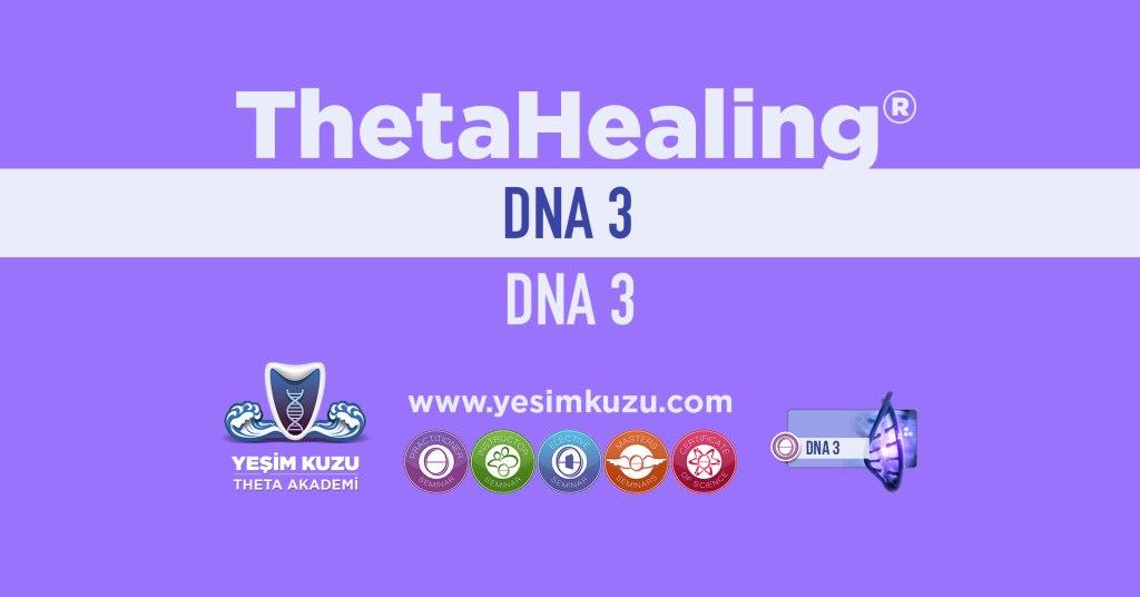 DNA 3 eğitiminin görseli