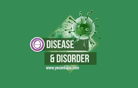 Hastalıklar ve Bozukluklar eğitiminin logosu