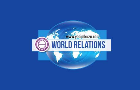 Dünya İlişkileri eğitiminin logosu