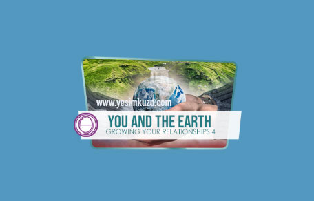 Sen ve Dünya eğitiminin logosu